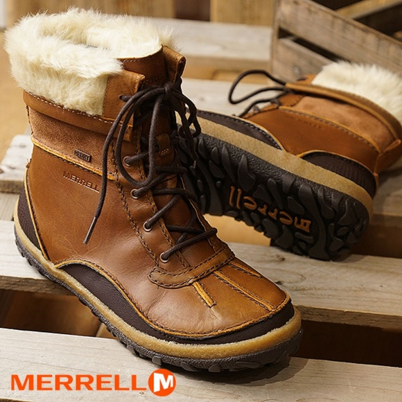 hot new products size 7 arrives Merrell Shoes | Womens Tremblant Mid Polar Waterproof | Poshmark
